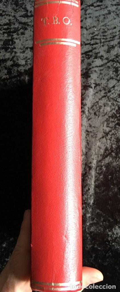 Tebeos: 5 TOMOS TBO - ALMANAQUES - ALMANAQUE HUMORÍSTICO - Foto 49 - 195589607