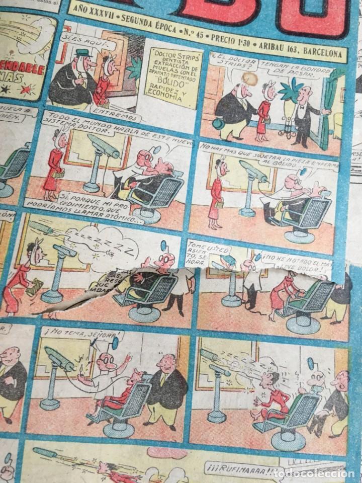 Tebeos: 5 TOMOS TBO - ALMANAQUES - ALMANAQUE HUMORÍSTICO - Foto 53 - 195589607