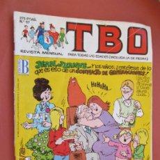 Tebeos: REVISTA TBO Nº 57 - EDICIONES B - 1988. . Lote 195650640