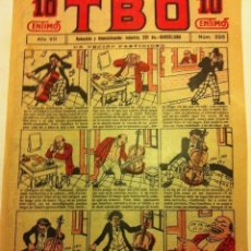Tebeos: TBO - 10 CTS. - AÑO VII (1923) - Nº. 325. Lote 195710182