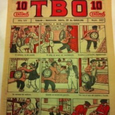 Tebeos: TBO - 10 CTS. - AÑO VII (1923) - Nº. 337. Lote 195710322