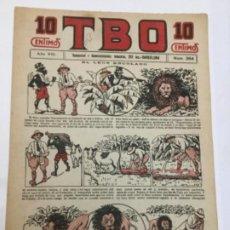 Tebeos: TBO- AÑO VIII - 1924- NUM.364. Lote 195748198