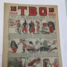 Tebeos: TBO- AÑO VIII - 1924- NUM.359. Lote 195748281