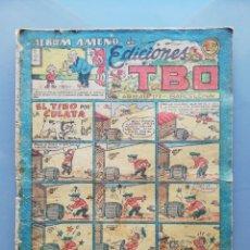 Tebeos: TBO - 2ª ETAPA ( 1941-1952 ) - ALBUM AMENO DE ED. TBO (AÑOS 1948~1949) - SIN NUMERAR - PJRB. Lote 196735595