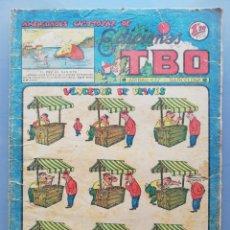 Tebeos: TBO - 2ª ETAPA ( 1941-1952 ) - AMENIDADES CHISTOSAS DE ED. TBO (AÑOS 1948~1949) - SIN NUMERAR - PJRB. Lote 196736738