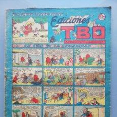 Tebeos: TBO - 2ª ETAPA ( 1941-1952 ) - PÁGINAS DIVERTIDAS DE ED. TBO (AÑOS 1948~1949) - SIN NUMERAR - PJRB. Lote 196737288