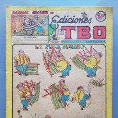 Tebeos: TBO - 2ª ETAPA ( 1941-1952 ) - ALBUM CÓMICO DE ED.TBO - (AÑOS 1948~1949) - SIN NUMERAR - PJRB. Lote 196739092
