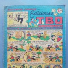 Tebeos: TBO - 2ª ETAPA ( 1941-1952 ) - HISTORIAS CÓMICAS DE ED.TBO - (AÑOS 1948~1949) - SIN NUMERAR - PJRB. Lote 196809928