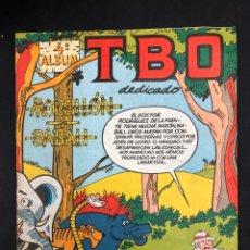 Tebeos: TBO DEDICADO A MORCILLON Y BABALI, 4º ALBUM - DE DISTRIBUIDORA, SIN LEER, IMPECABLE. Lote 196923251