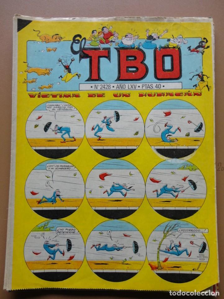 Tebeos: TBO- 5 tebeos - Foto 2 - 197343936