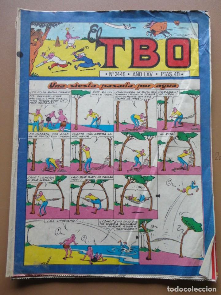 Tebeos: TBO- 5 tebeos - Foto 3 - 197343936
