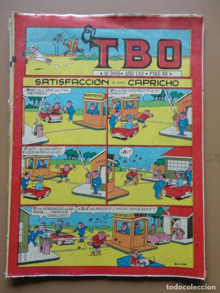 Tebeos: TBO- 5 tebeos - Foto 5 - 197343936