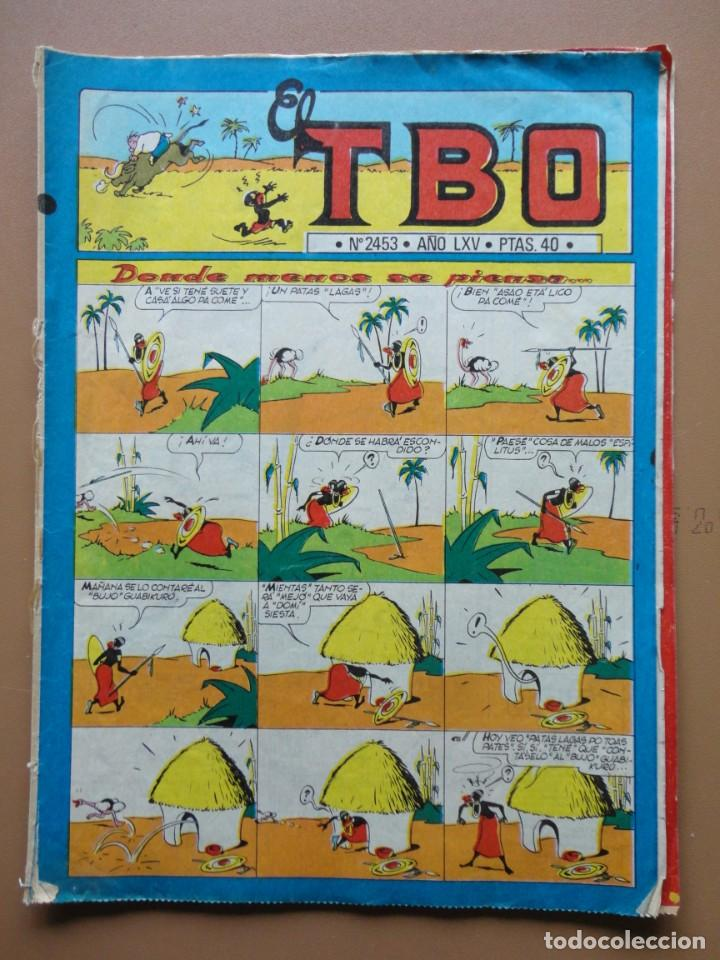 Tebeos: TBO- 5 tebeos - Foto 6 - 197343936