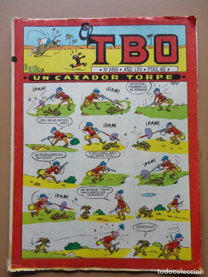 Tebeos: TBO- 5 tebeos - Foto 7 - 197343936
