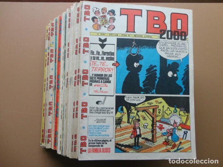 TBO- 79 TEBEOS (Tebeos y Comics - Buigas - TBO)