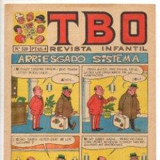 Livros de Banda Desenhada: TBO Nº 539 (BUIGAS, ESTIVILL Y VIÑA 1968). Lote 198106763