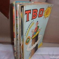 Tebeos: TBO ALMANAQUES- EXTRA - ESPECIAL , MORCILLON . Lote 198426885