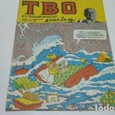 Tebeos: TBO EXTRAORDINARIO CON LAS MEJORES PAGINAS DE BENEJAM / BUIGAS - 1ª EDICION * AÑOS 70. Lote 199648051