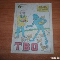 Tebeos: TBO Nº 329 - PROF. FRANZ DE COPENHAGUE / BUIGAS - AÑO 1964. Lote 199763220