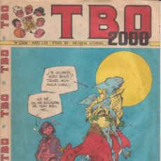 Tebeos: T B O 2000 Nº 2308 AÑO LXII (1978) DE 30 PTS.. Lote 201993836