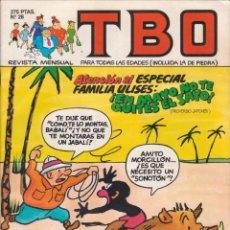Tebeos: T B O Nº 28 EDICIONES B AÑO 1990 . Lote 201997190