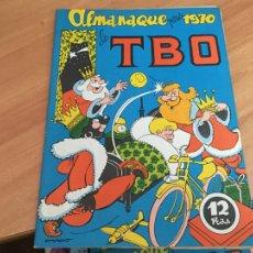 Livros de Banda Desenhada: TBO ALMANAQUE PARA 1970 (BUIGAS) RECORTABLE REYES MAGOS BELEN (COIB191). Lote 203418623