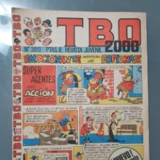 Tebeos: TBO 2000 Nº 2013. Lote 205008805