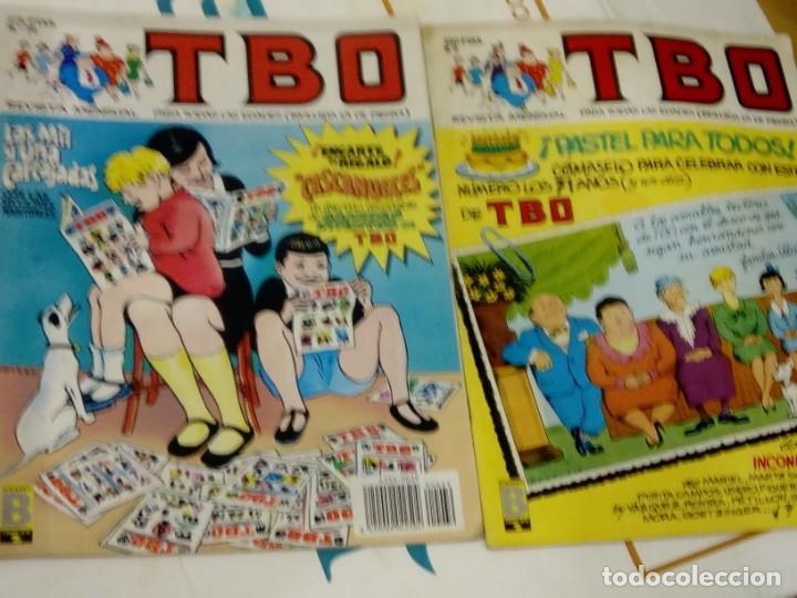 2 TEBEOS TBO DE EDICIONES B NUMEROS 2 Y 39 - INCLUYE JUEGO DE LOS GRANDES INVENTOS DE TBO (Tebeos y Comics - Buigas - TBO)