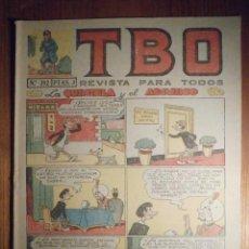 Tebeos: TEBEO - TBO - Nº 392 - BUIGAS - 30 DE ABRIL DE 1965 - LA QUINIELA Y EL ADIVINO. Lote 207122791