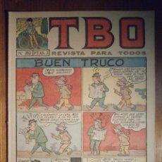 Tebeos: TEBEO - TBO - Nº 393 - BUIGAS - 7 DE MAYO DE 1965 - BUEN TRUCO. Lote 207124121