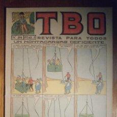 Tebeos: TEBEO - TBO - Nº 394 - BUIGAS - 14 DE MAYO DE 1965 - UN MONTACARGAS DEFICIENTE. Lote 207124605