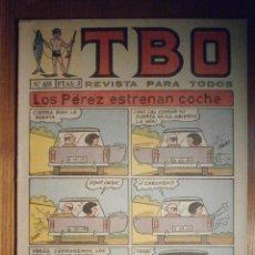 Tebeos: TEBEO - TBO - Nº 458 - BUIGAS - 5 DE AGOSTO DE 1966 - LOS PÉREZ ENCUENTRAN COCHE. Lote 207126392