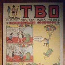 Tebeos: TEBEO - TBO - Nº 459 - BUIGAS - 12 DE AGOSTO DE 1966 - EXTRAORDINARIA ASCENSIÓN. Lote 207127112