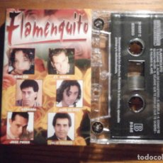 Tebeos: CINTA DE CASSETTE - FLAMENQUITO. EL NILO, JOSÉ PAYAN, GREGO, SOÑAKA, - MEDITERRANEO MUSIC 2003. Lote 207128908