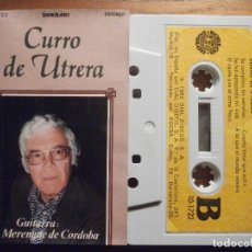 Tebeos: CINTA DE CASSETTE - CURRO DE UTRERA - GUITARRA; MERENGUE DE CÓRDOBA - DOBLON 1982. Lote 207130511