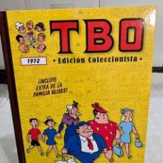 Tebeos: TBO 1972. EDICIÓN COLECCIONISTA. SALVAT 2011. IMPECABLE.. Lote 207134100