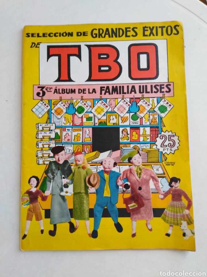 Tebeos: Lote de 10 cómic tbo - Foto 16 - 207847765