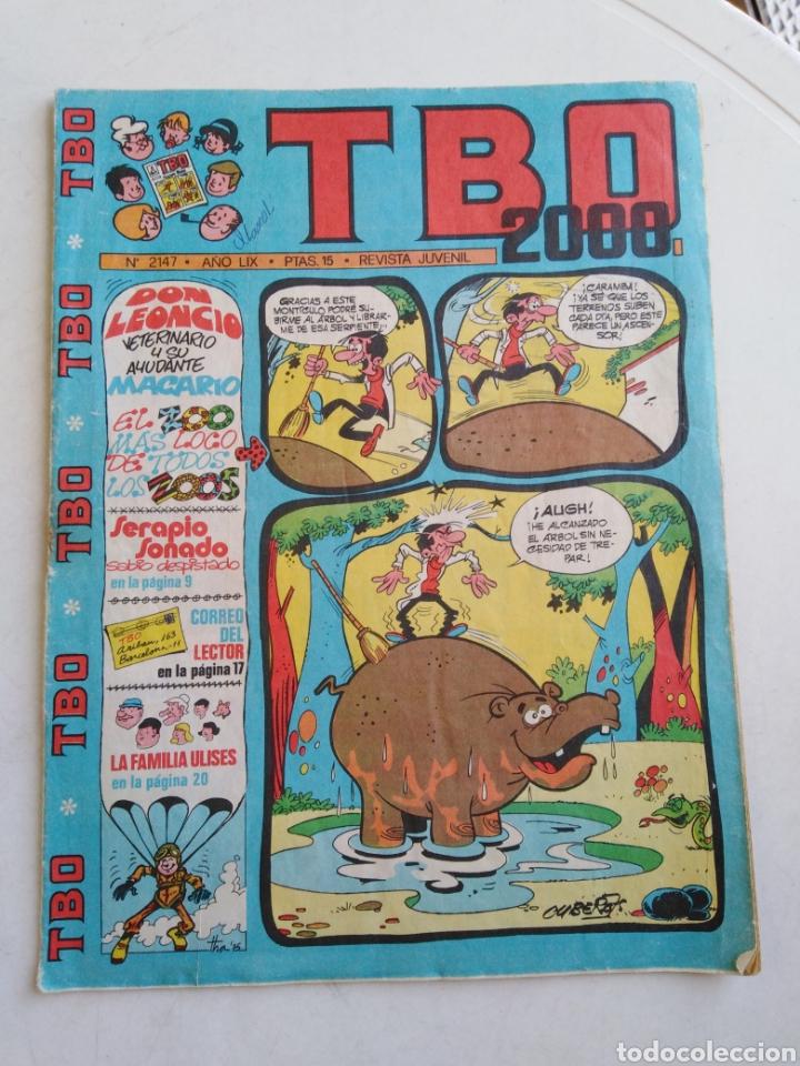 Tebeos: Lote de 10 cómic tbo - Foto 6 - 207849540