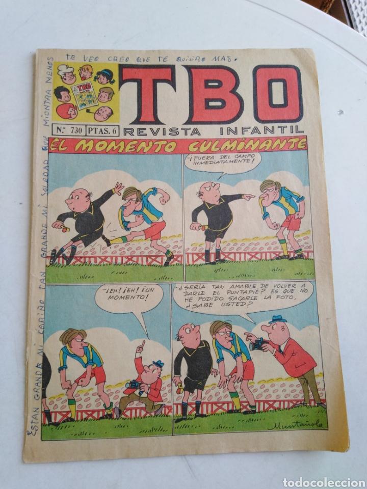 Tebeos: Lote de 10 cómic tbo - Foto 14 - 207849540