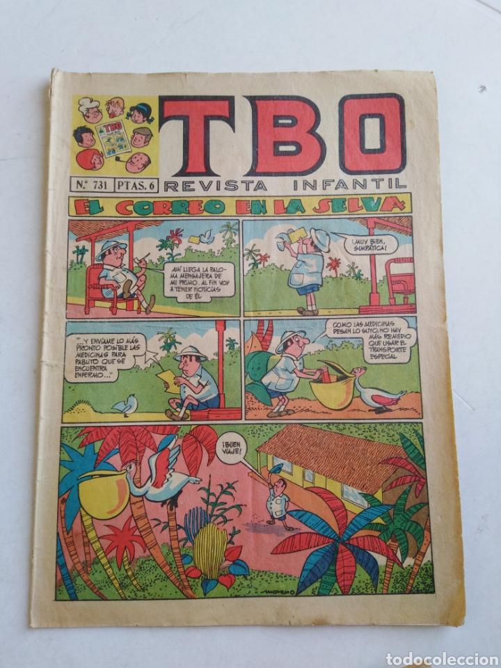 Tebeos: Lote de 10 cómic tbo - Foto 16 - 207849540