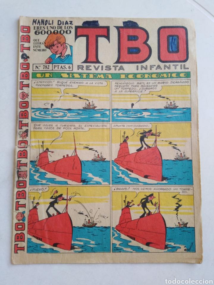 Tebeos: Lote de 10 cómic tbo - Foto 8 - 207850866