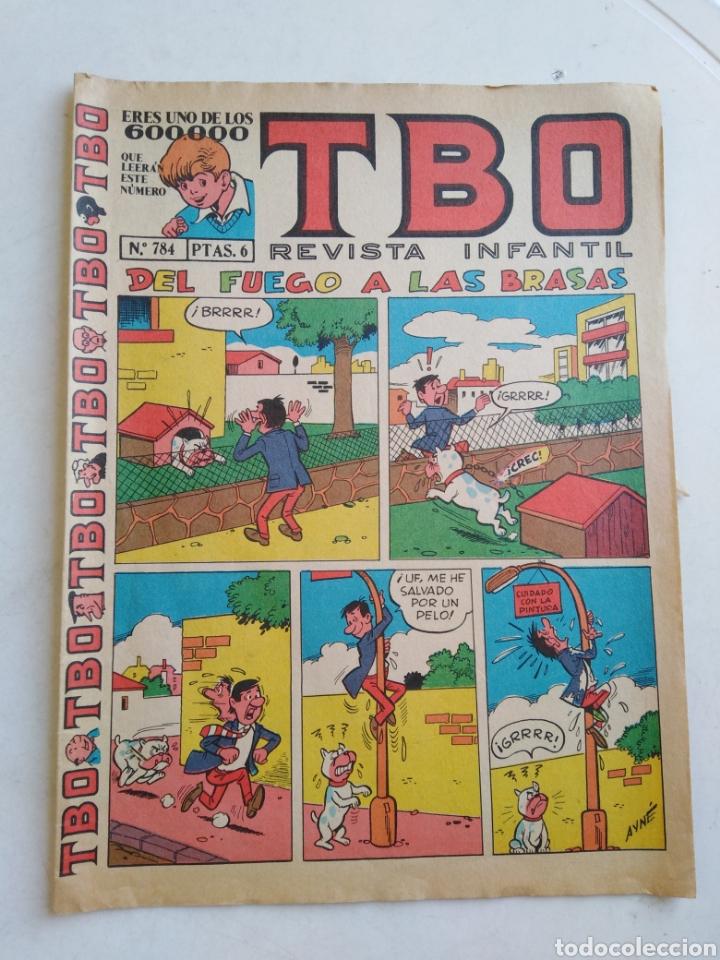 Tebeos: Lote de 10 cómic tbo - Foto 10 - 207850866