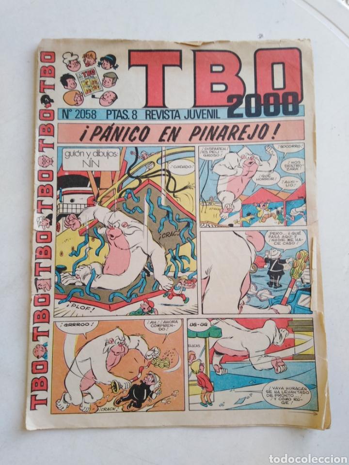 Tebeos: Lote de 10 cómic tbo - Foto 12 - 207850866