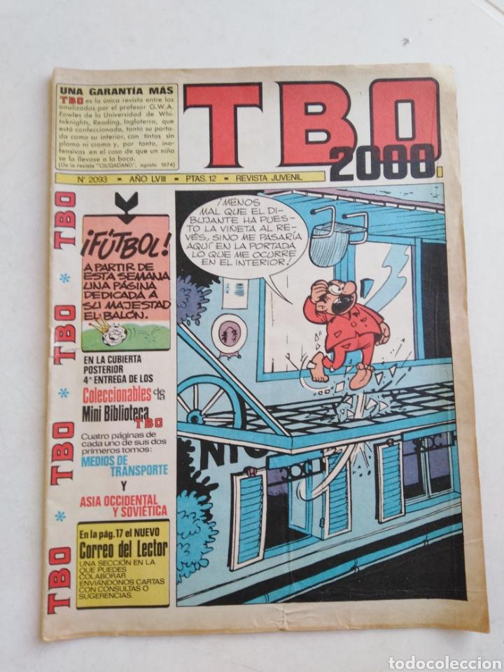 Tebeos: Lote de 10 cómic tbo - Foto 16 - 207850866