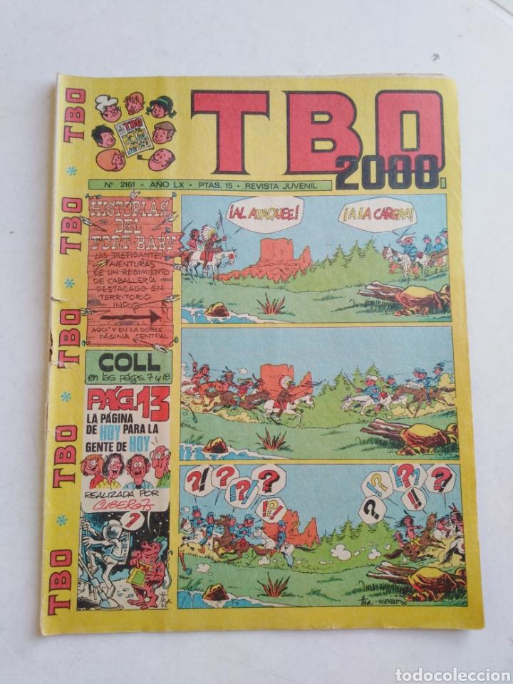 Tebeos: Lote de 10 cómic tbo - Foto 18 - 207850866