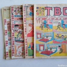 Tebeos: LOTE DE 10 CÓMIC TBO. Lote 207850866