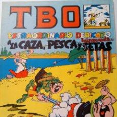 Tebeos: TBO EXTRAORDINARIO DEDICADO A LA CAZA PESCA Y BÚSQUEDA DE SETAS. Lote 208954558