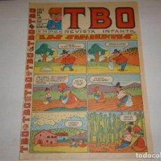 Tebeos: TBO Nº 750 MARZO DE 1972 - LAS SIMIENTES -. Lote 209795578