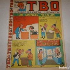 Tebeos: TBO Nº 773 AGOSTO 1972 - LOS GRANDES NEGOCIOS -. Lote 209879151