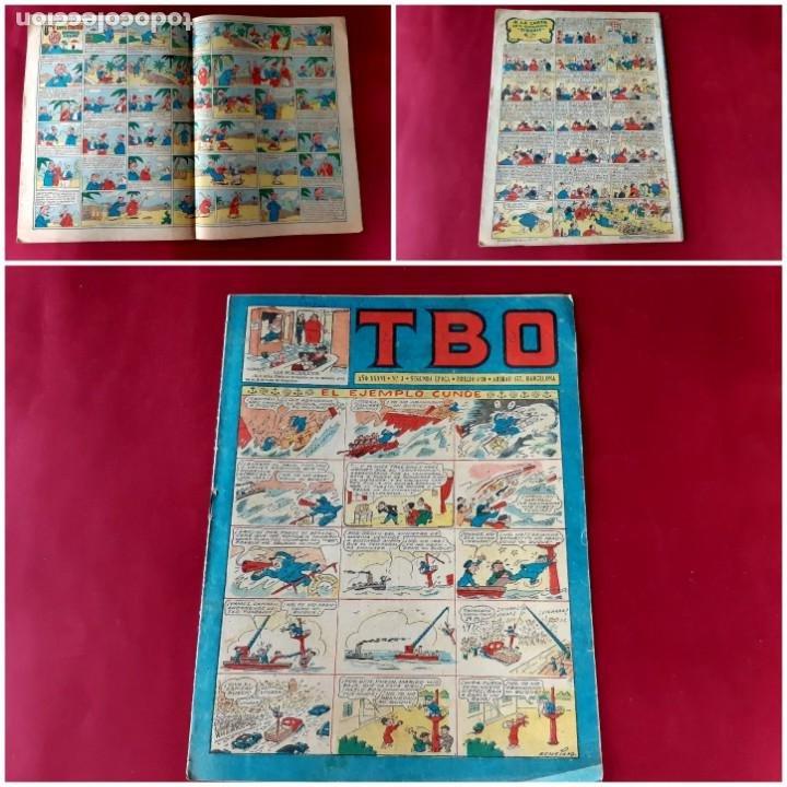 TBO Nº 3 -SEGUNDA ÉPOCA-1,30 PTAS (Tebeos y Comics - Buigas - TBO)